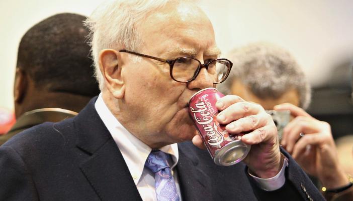 Warren Buffet likes Coca-Cola